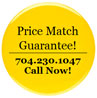 Price match guarantee Charlotte